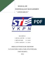 SPM_-_Anggaran