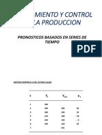 Pronosticos Basados en Series de Tiempo 2