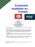 Comment s'Implanter en Tunisie Guide_investissement_tunisie