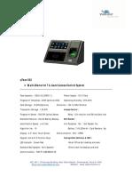 Uface 602 VTS