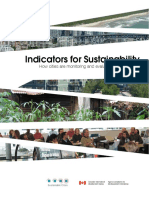 Indicators for Sustainability-Intl Case Studies-final