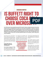 Master Investor Magazine Issue 33 High Res Microsoft and Coca Cola