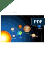 Sistema Solar. para primaria