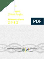 Balikpapan Dalam Angka 2013 BPS