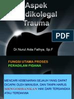 9. Aspek Medikolegal Trauma