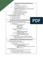 Estudio de Casos - Orientación Didáctica