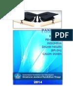 panduan beasiswa BPI DN