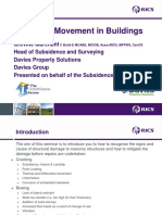 2 Structural Movement in Buildings