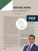 Entrevista a Pablo Martínez Bernal (Amiral Gestion) en La Gaveta Económica por Antonio Salazar