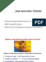 5b - Tatalaksana Malaria Terkini