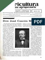 Revista agropecuaria N°17 año 1930
