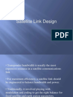 satellitelinkdesign-140413150229-phpapp01