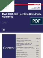 Location Standards Guidance