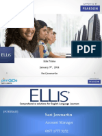 ELLis Sales Presentation (FINAL)