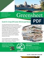 Lansing (MI) Green Sheet #26