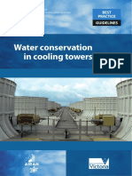 BPG Cooling Towers-Audit Guidelines