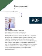 Retail in Pakistan
