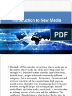 Introduction to New Media