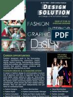 Design Solution Indore | College Fashion Designing Interior Designing Indore