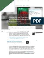 Las mejores aplicaciones antivirus para tu Android - AndroidPIT.pdf