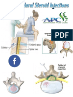 Epidural Steroid Injections