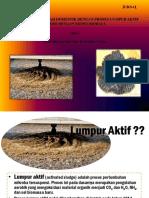 Pengolahan Air Limbah Domestik Dengan Proses Lumpur Aktif