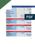 Flujo de Caja Cut and Fill