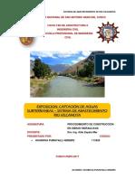 Checya Huaman Oscar Deynard Sistema de Abastecimiento Rio Vilcanota