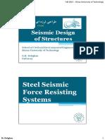 5 Steel - SMRF - Design