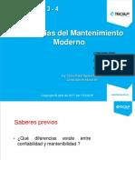 Sesión 2. Estrategias Del Manteni. Confiabilidad