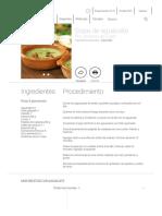 Sopa de Aguacate _ FOX Play