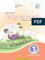 Buku Bahasa Arab Kelas 3