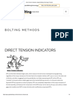 Direct Tension Indicators _ Applied Bolting Technology Products