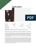 Biografía de Michael Faraday Nestor