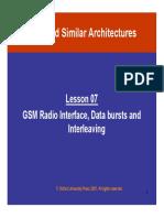 MobileCompChap03L07GSMRadioInterfacesDataBurst&Interleaving(1)