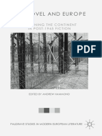 (Palgrave Studies in Modern European Literature) Andrew Hammond (eds.)-The Novel and Europe-Palgrave Macmillan UK (2016).pdf