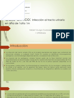Caso Clínico ITU