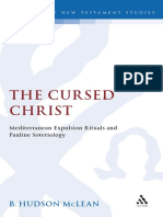 (Library of New Testament Studies) B. Hudson McLean & Bradley H. McLean-Cursed Christ_ Mediterranean Expulsion Rituals and Pauline Soteriology-Bloomsbury Academic.pdf