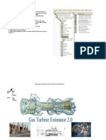 Gas Turbine Estimator 2 0
