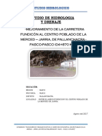 HIDROLOGIA - fundicion