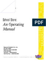 School Store Manual