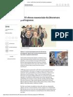 Livros - As 50 Obras Essenciais Da Literatura Portuguesa