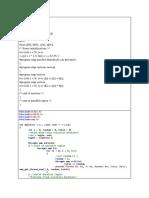 OMP Sample Code