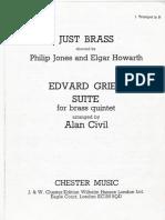 Edvard Grieg Suite for Brass Quintet.pdf