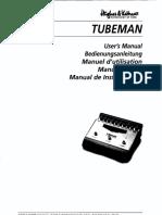 Tubeman User Manual