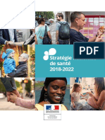 Strategie Nationale de Sante 2018-2022