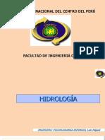Clase 01 Hidrologia