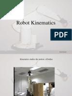 Transformasi Koordinat Robot