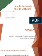 Estimación de Costos de Desarrollo de Software.pptx