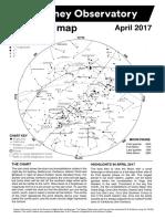 StarMap April 2017